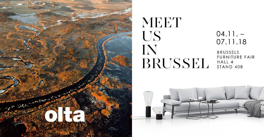 Save the Date | Brussels Furniture Fair 2018