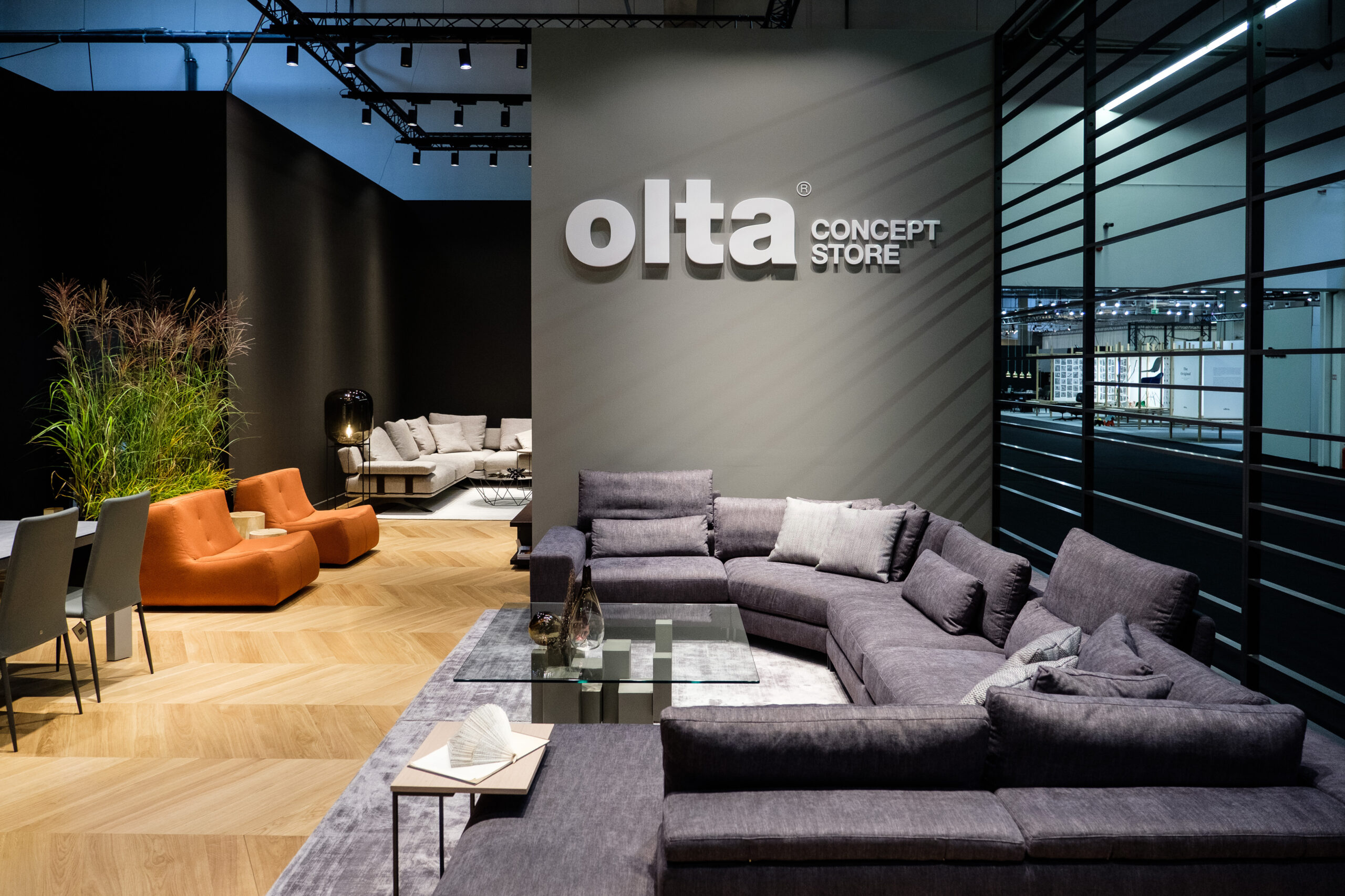 olta concept store @ Warsaw Home 2018