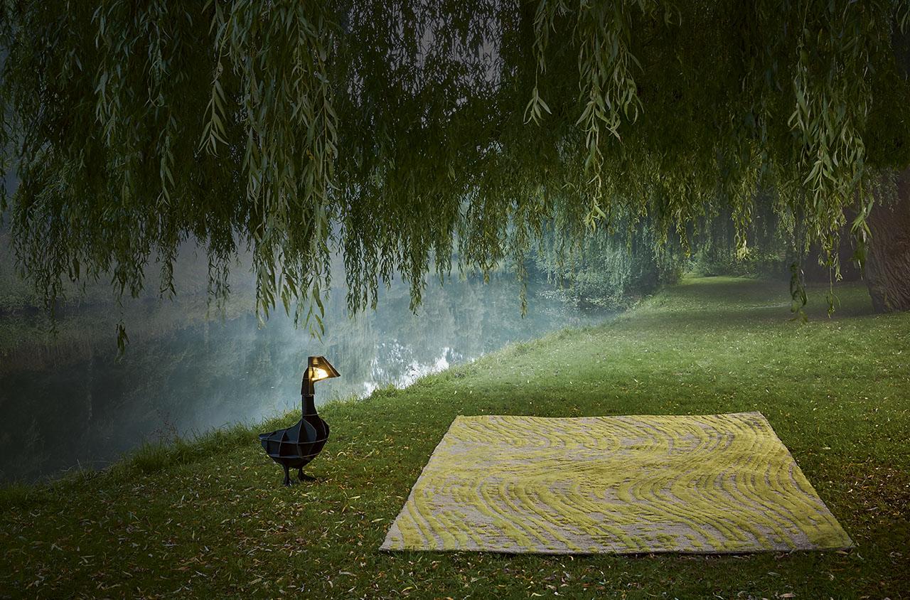 Secrets, Stardust & Red Thread – wyjątkowe kolekcje dywanów – Jab Anstoetz