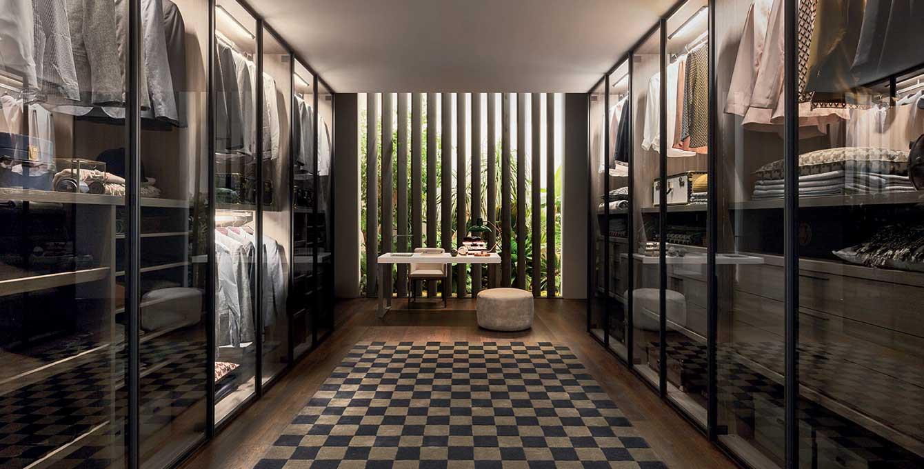 Inspiracje na luksusową garderobę