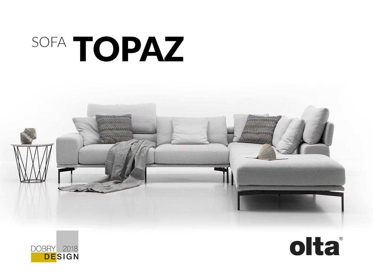 Topaz – nagroda główna Dobry Design 2018