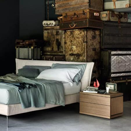 Łóżko Morrison NEW (pod materac 160 cm) REZERWACJA