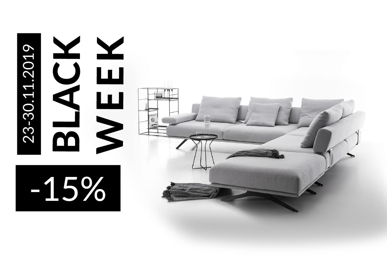 BLACK WEEK – odkryj promocje w salonach Olta Concept Store