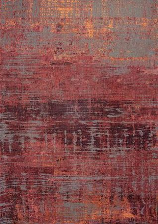 STREAKS NASSAU RED 9125LP 140×200