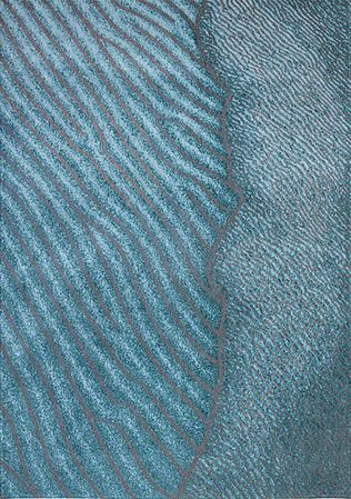 WAVES BLUE NILE 9132LP 140×200