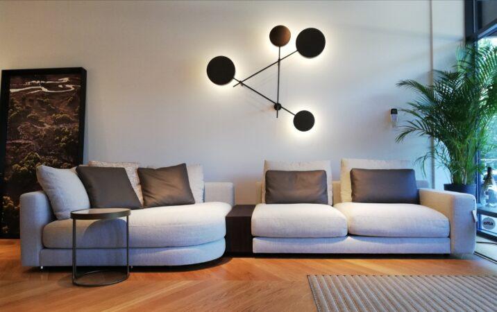 Sofa Stone – z ekspozycji