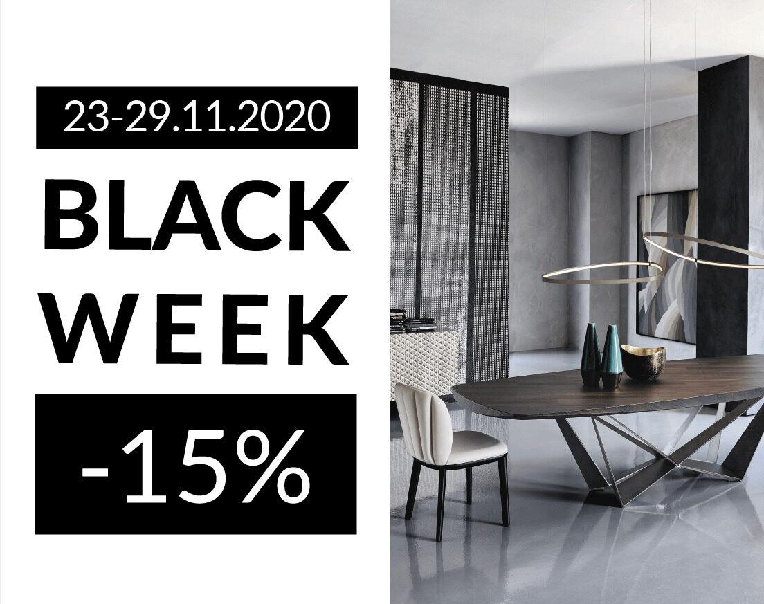 Zapraszamy na promocje z okazji Black Week