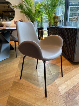 Krzesło Dalia – z ekspozycji (6 sztuk)